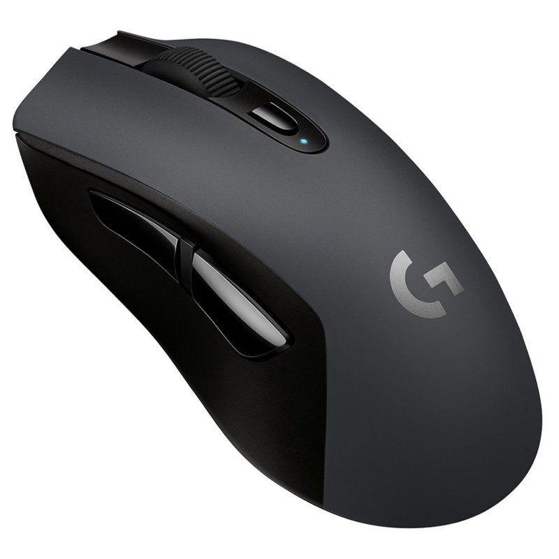 Mouse Gamer Sem Fio Logitech G603 Hero Lightspeed 12000 DPI
