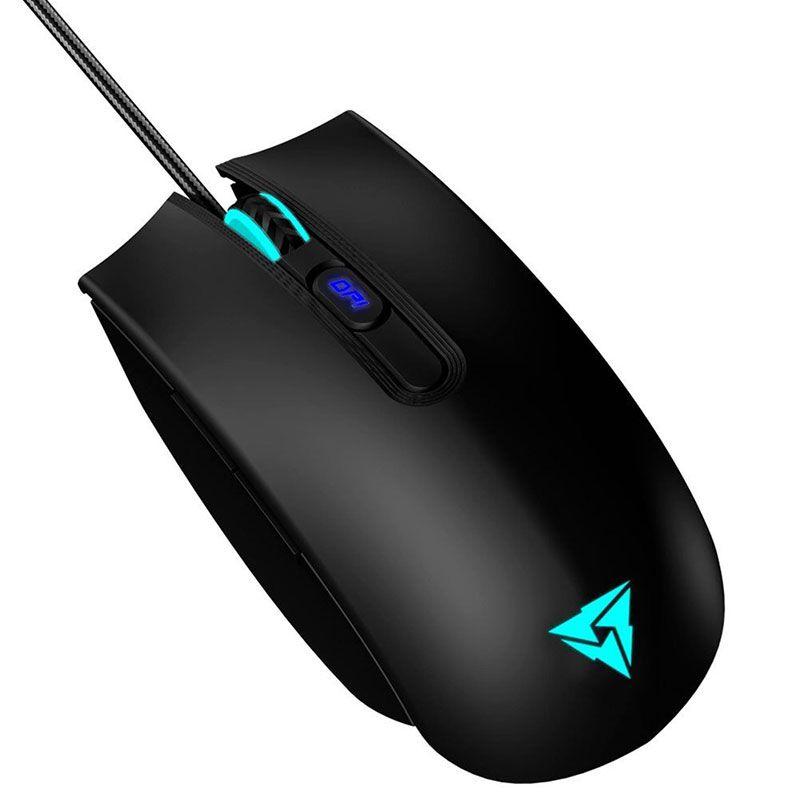 Mouse Gamer ThunderX3 TM25 RGB 4000DPI Preto