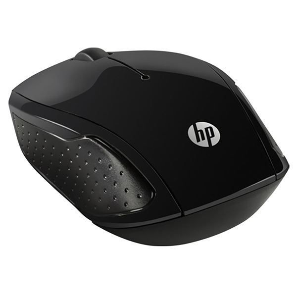 Mouse Sem Fio Hp X200 Oman Wireless Preto