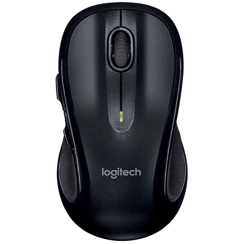 Mouse Sem Fio Logitech M510 1000Dpi