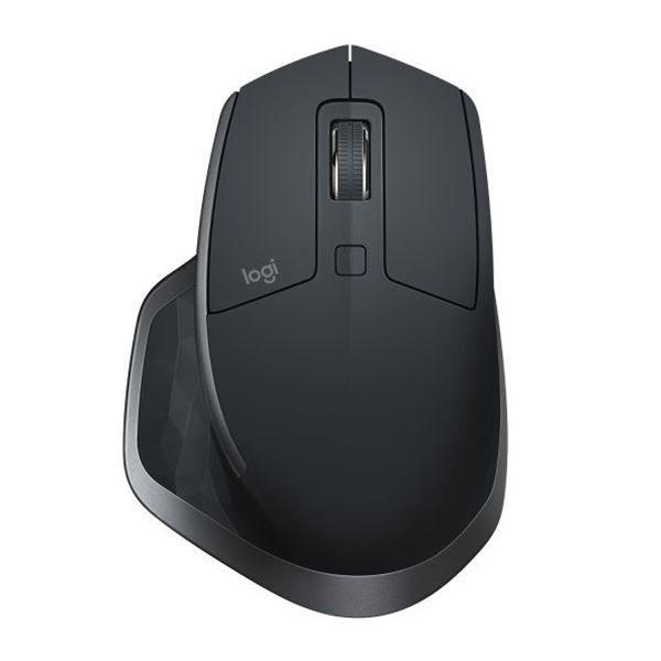 Mouse Sem fio Logitech MX Master 2S Recarregável Flow
