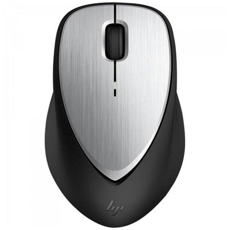 Mouse Sem Fio Recarregável HP Envy 500 Prata e Preto ? 2LX92AA