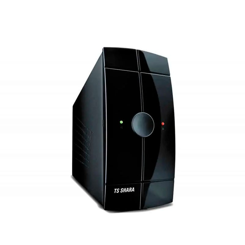 Nobreak TS Shara 700VA UPS Power 1BS Bivolt 6T Saída 115V