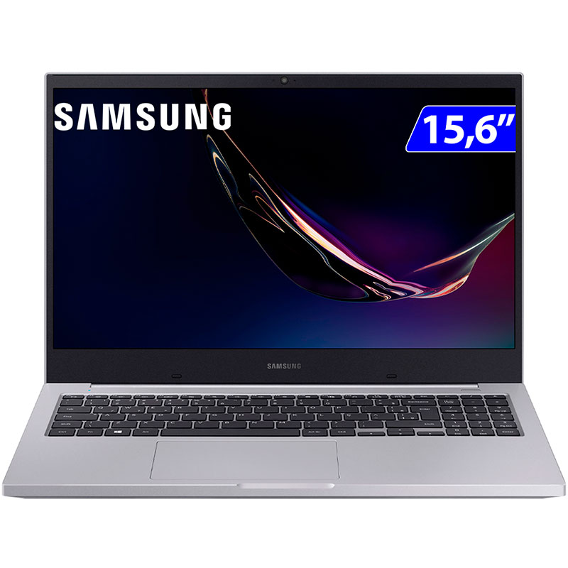 Notebook Samsung E30 15.6'  4GB I3-10110U, 1TB Windows 10 NP550XCJ-KT1BR Prata