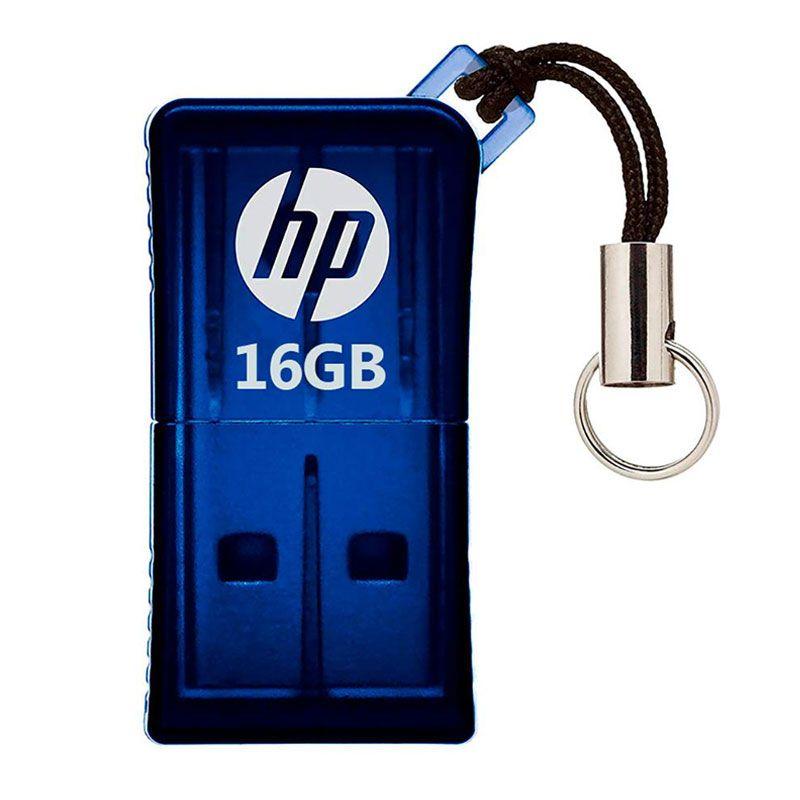 Pen Drive HP 16GB Mini V165W USB 2.0