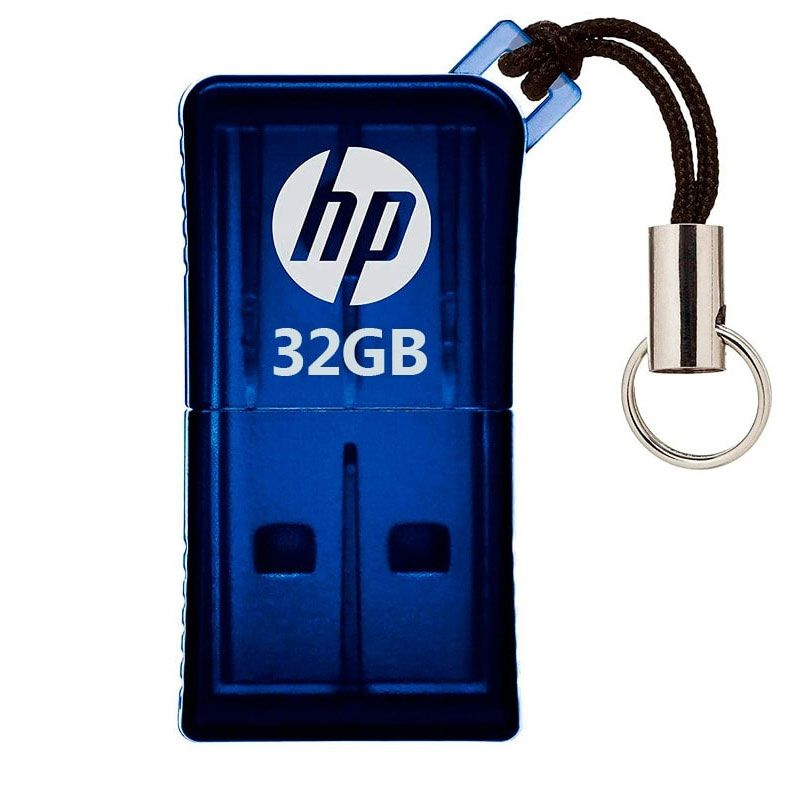 Pen Drive HP 32GB Mini V165W USB 2.0