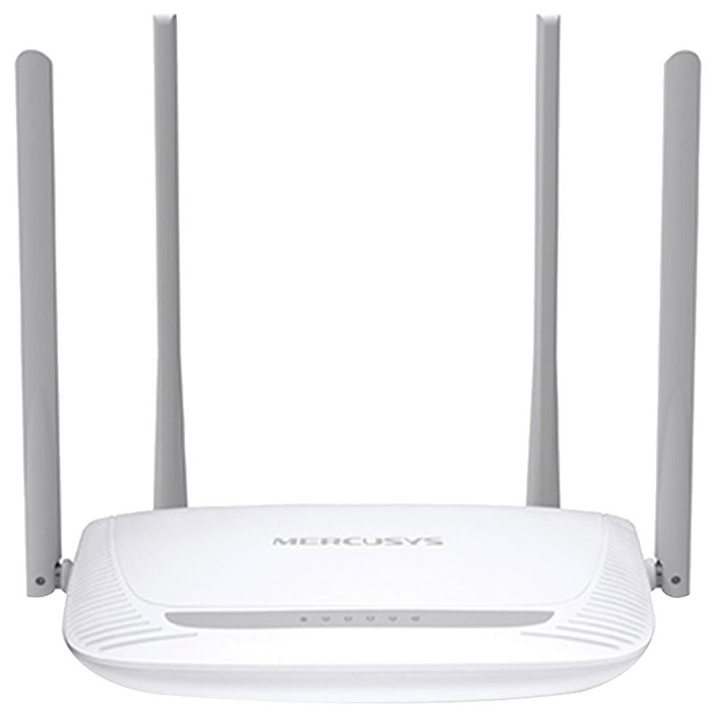 Roteador Mercusys MW325R Wireless N 300Mbps 4 Antenas