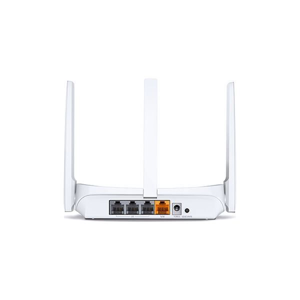 Roteador Wireless Mercusys Mw305r 300 Mbps 3 Antenas