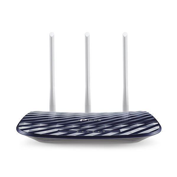 Roteador Wireless TP-Link Archer C20 750 Mbps 3 Antenas