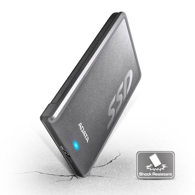 SSD 512GB Adata Externo Sata III 2,5? SV620H
