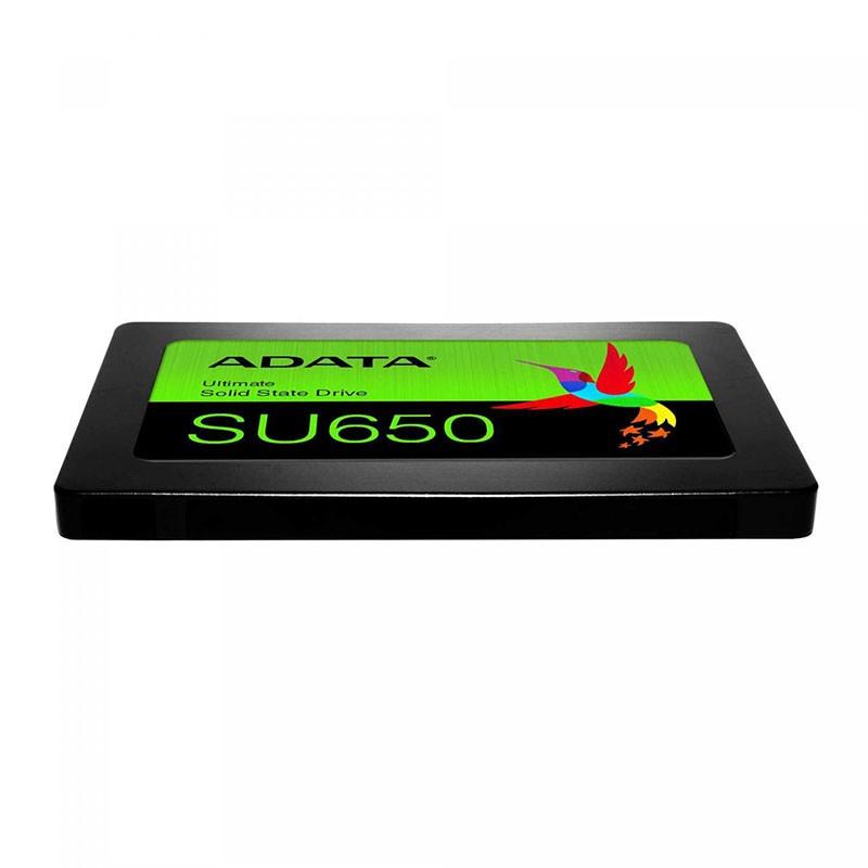 SSD Adata 120GB SU650 SATA III 2.5 520 MB/s - ASU650SS120GTR