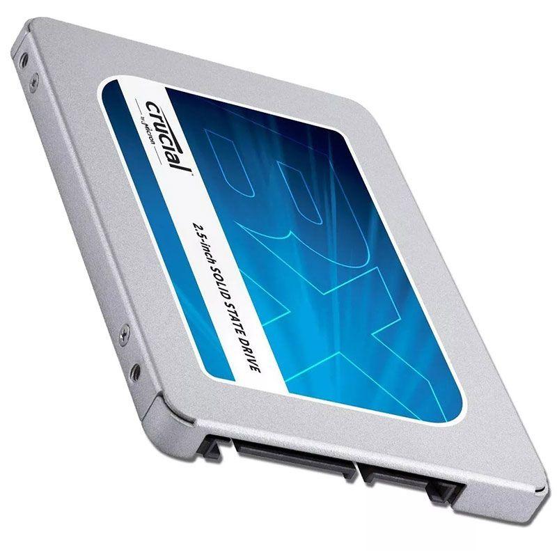 SSD Crucial 120gb bx300 Sata 6Gb/s CT120BX300SSD1