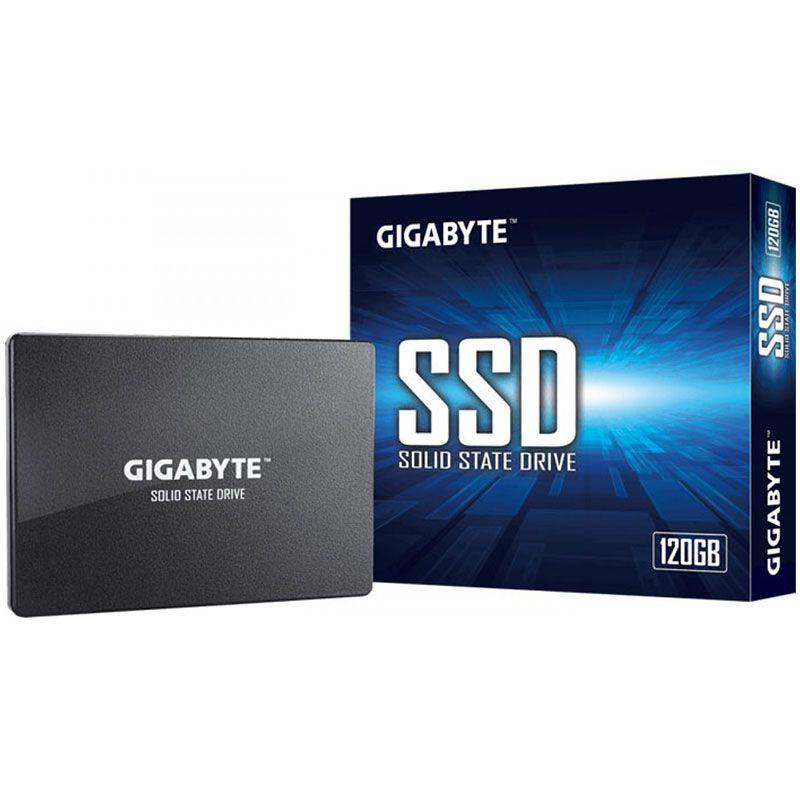 SSD Gigabyte 120GB 2,5? Sata 03 GP-GSTFS31120GNTD
