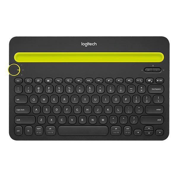 Teclado Sem Fio Logitech K480 Multi-device