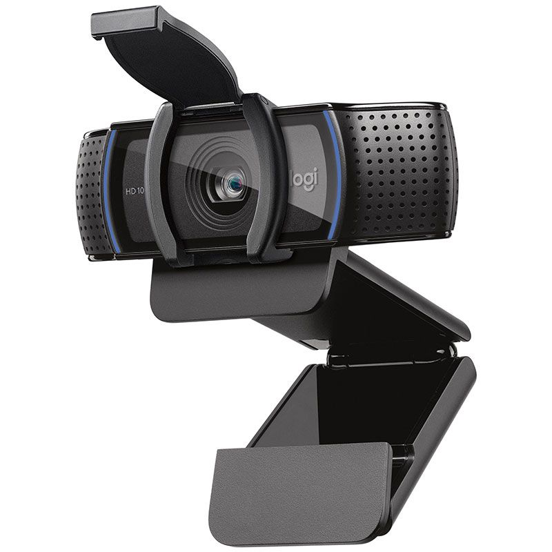 Webcam Logitech C920s Pro Full HD 1080p