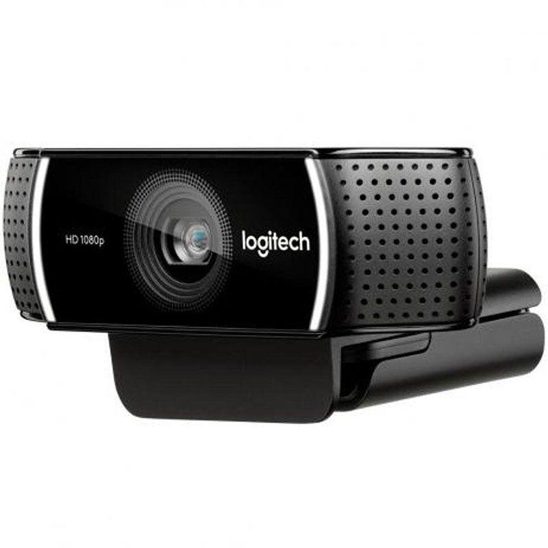 Webcam Logitech C922 Pro Stream Full HD 1080P Com Tripé