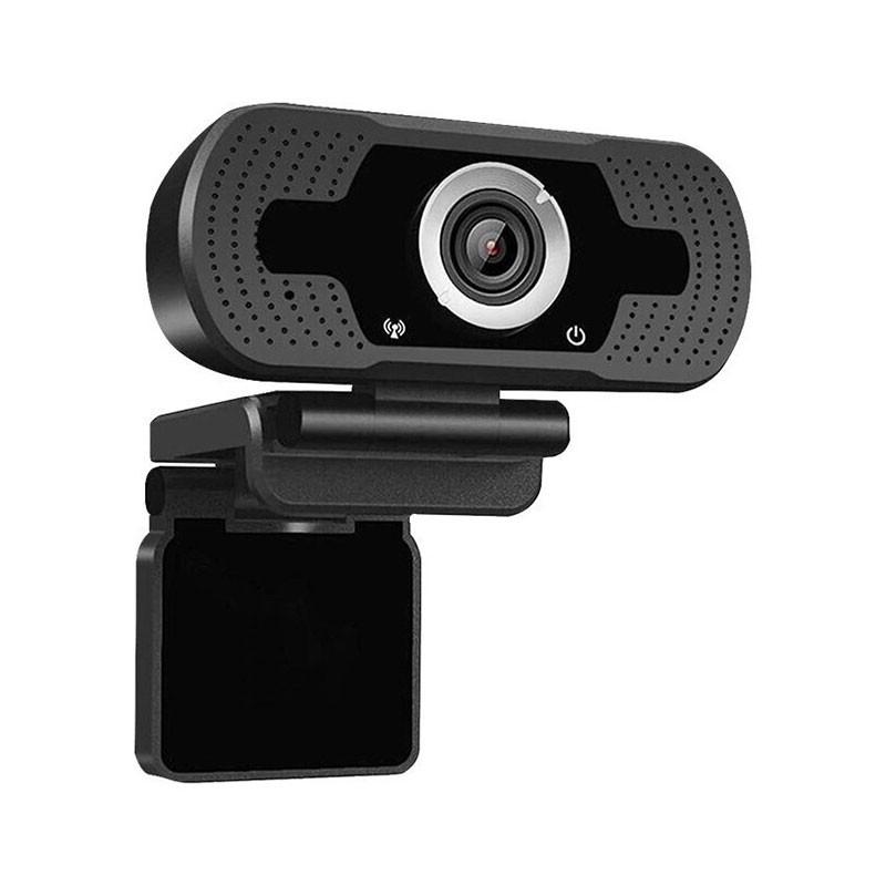 WebCam Loosafe Full HD 1080p USB Com Tripé LS-F36-1080PXM
