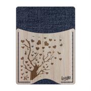 Carteira Slim - Árvore