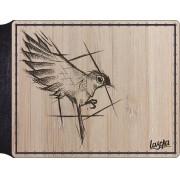 Carteira Wide - DW Pássaro