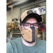 Máscara de Bambu Reutilizável