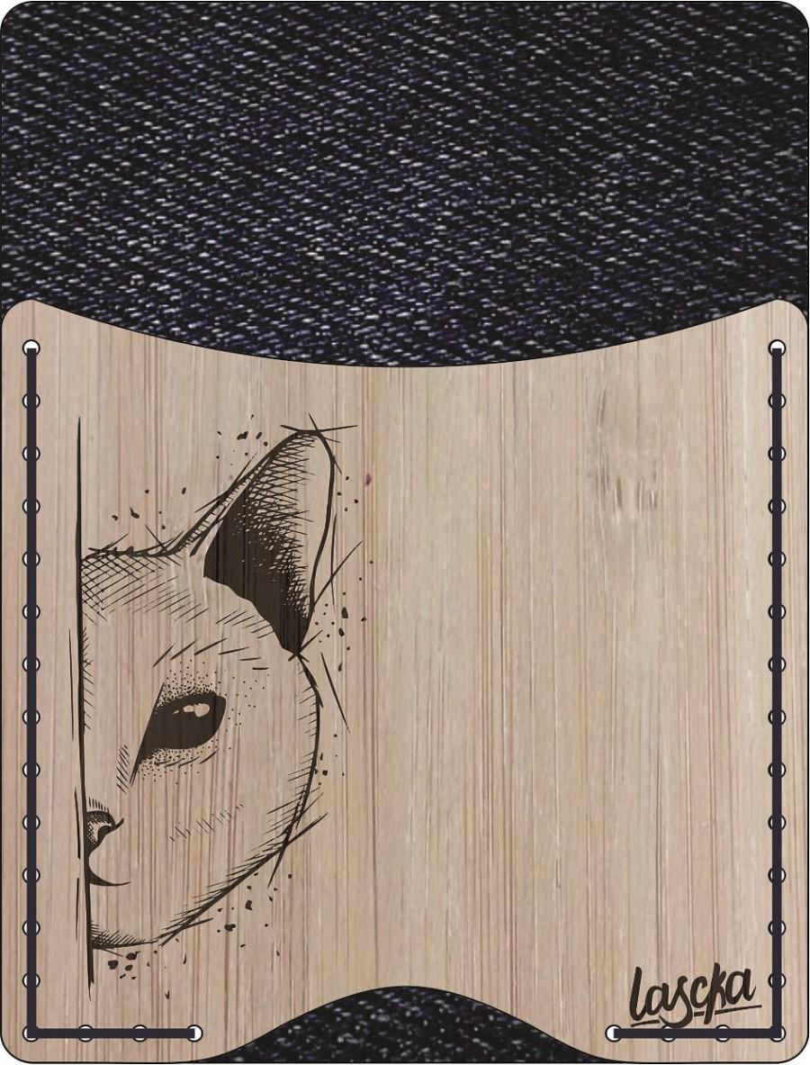 Carteira Slim - DW Gato