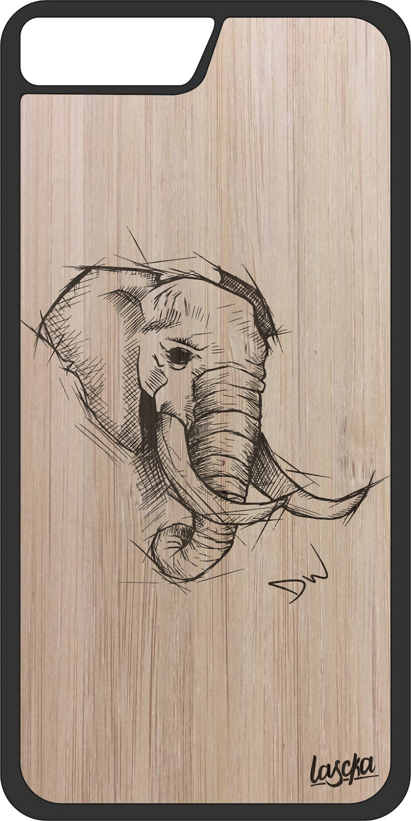 Case Smartphone - DW Elefante