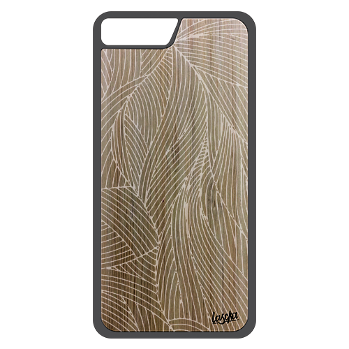 Case Smartphone - Folhas