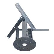PEDIDO SIMONI SERAK: Extensor ajustável para teto com forro de gesso - 26 a 37 cm