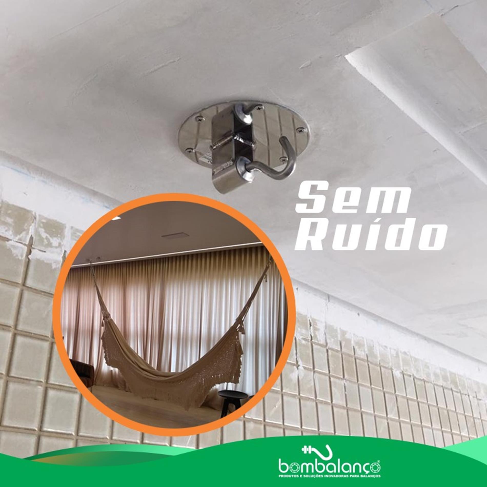 Extensor ajustável para teto com forro de gesso - 20 a 26 cm