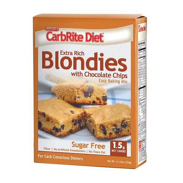 Massa para Brownie Baunilha - Sem açúcar