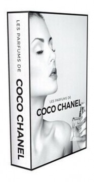 Book Box Les Parfums de Coco Chanel
