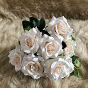 Bouquet de Rosas Off White