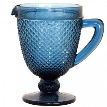 Jarra Bico de Abacaxi Azul