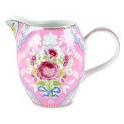 Jarra Pip Studio - Grande Floral 950ml Rosa