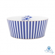 Tigela 15 Stripes Azul - Royal Stripes