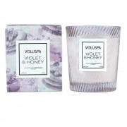 Vela Voluspa Copo 40H Violet Honey