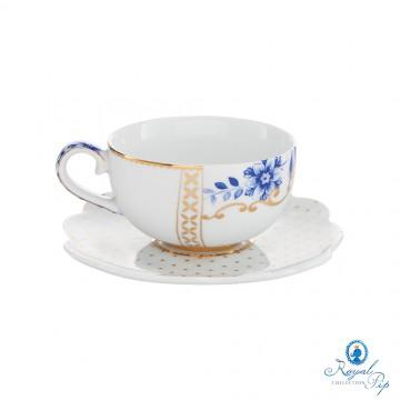 Xícara de Cafezinho - Royal White