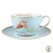 Xícara de Chá Azul - Early Bird