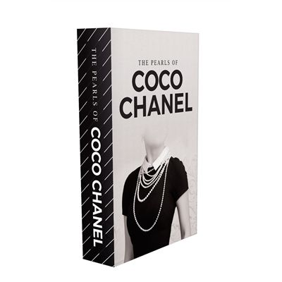 Book Box the Pearls of Coco Chanel