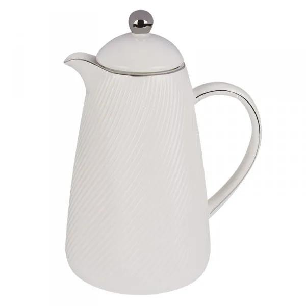 Garrafa Térmica Porcelana Baronesa 750ml - Ishela