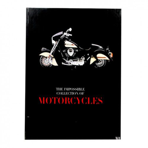 Book Box Collection of Motorcycles