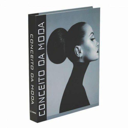 Book Box Conceito da Moda