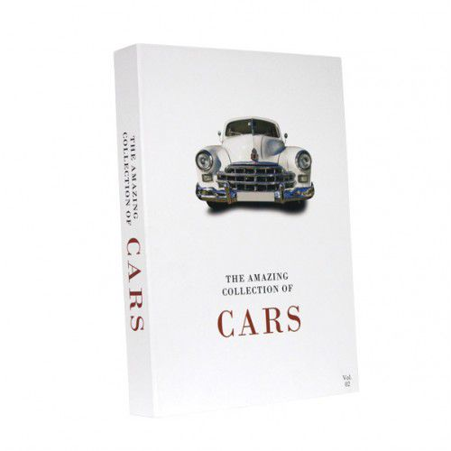 Book Box  the Collection of Cars Vol. 2