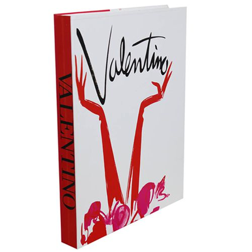 Book Box Valentino