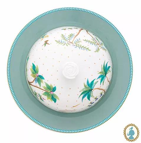 Manteigueira Dots Branco - Jolie