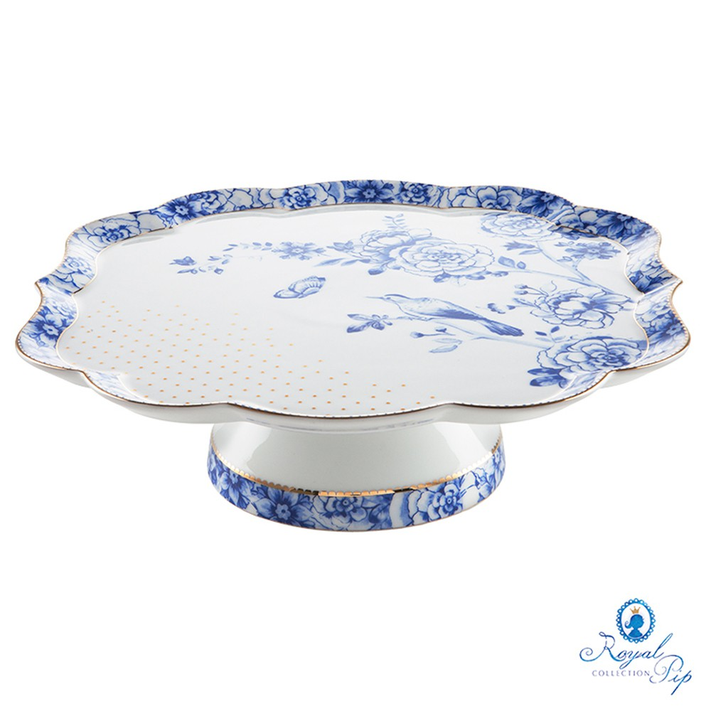 Mini Prato p/ Bolo - Royal White