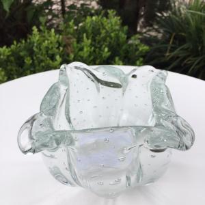 Murano de Cristal Transparente