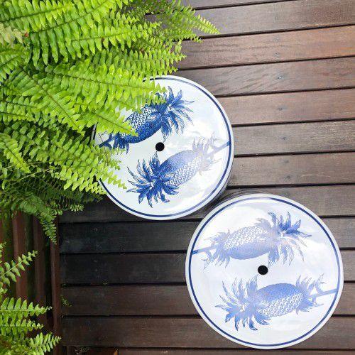 Seat Garden Abacaxi Azul