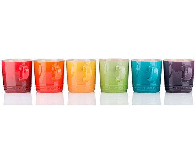 Set Canecas Chá Gift Collection - 6 unidades
