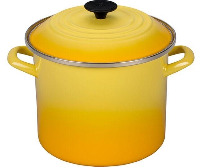 Stock Pot Amarelo Sun 22 cm